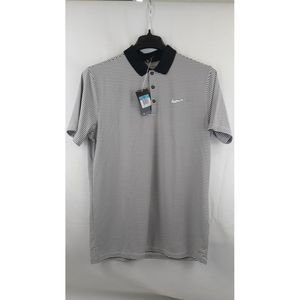 Nike Mini Stripe Mens Golf Polo Shirt
